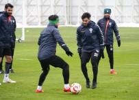KAYACıK - Konyaspor, Galatasaray'a Hazırlanıyor