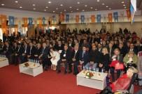 MUSTAFA GÖKÇE - Kuşadası AK Parti'nin Yeni İlçe Başkanı Mustafa Gökçe Oldu
