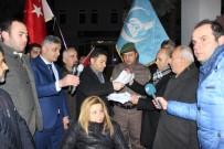 BENNUR KARABURUN - Milletvekili Bennur Karaburun Afrin'e Gitmek İçin Dilekçe Verdi