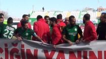 TAKIM OTOBÜSÜ - Amed maça çıkmadı şehri terk etti