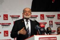 TEMEL KARAMOLLAOĞLU - SP Genel Başkanı Karamollaoğlu Açıklaması 'Bu Bir Türk-Kürt Problemi Değil'