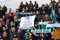 DANILO - Süper Lig Açıklaması T.M. Akhisarspor Açıklaması 1 - Antalyaspor Açıklaması 1 (Maç Sonucu)