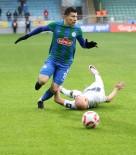 ÇAYKUR - TFF 1. Lig Açıklaması Çaykur Rizespor Açıklaması 1 - Adana Demirspor Açıklaması 0