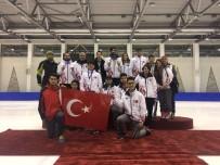 BUDAPEŞTE - Türk Sporcular Short Track Danubia Serisi Pannonia Open Yarışmasına Damga Vurdu