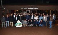 HAKAN TÜTÜNCÜ - Tütüncü, AK Partili Gençlere Seslendi