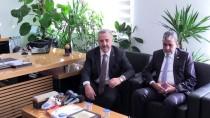 HACI BAYRAM TÜRKOĞLU - Ulaştırma, Denizcilik Ve Haberleşme Bakanı Arslan Reyhanlı'da