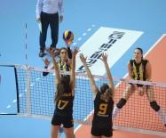 NESLIHAN DEMIR - Vestel Venus Sultanlar Ligi Açıklaması Fenerbahçe Açıklaması 0 - Galatasaray Açıklaması 3