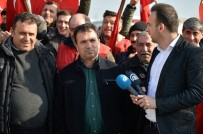 SERDİVAN BELEDİYESİ - 300 Belediye Personeli Askerlik Şubesine Başvurdu