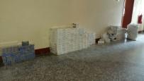 Adana'da 24 Bin Paket Kaçak Sigara Ele Geçirildi