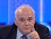 DERBİ MAÇI - Ahmet Çakar Ali Palabıyık'ı topa tuttu
