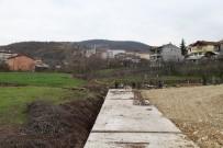 YENIKÖY - Başiskle'de Yol Ve Köprü Çalışmaları Devam Ediyor