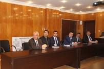 VARSAK - Başkan Karayol 2017 Yılı Değerlendirme Toplantısı Yaptı