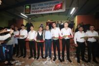 DOĞANBEY - Beyşehir'de Asker Adayları Dualarla Asker Ocağına Gönderildi