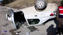 Bolu'da Trafik Kazası Açıklaması 1 Yaralı
