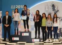 KAYGıSıZ - Denizlili Satranç Sporcuları Gümüş Madalya Aldı