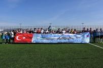 İLKAY GÜNDOĞAN - Dursunbey Belediyespor Şampiyon Oldu