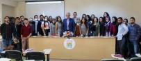 MUSTAFA PEHLIVAN - Ereğli Eğitim Fakültesi Yeşilçam Sanatçısı Bircan Kerem'i Ağırladı