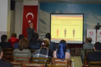KADINA YÖNELİK ŞİDDETLE MÜCADELE - Erzurum'da 'Kadına Yönelik Şiddetle Mücadele'  Semineri