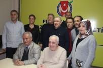 AHMET TOPRAK - FHGC'de Görev Dağılımı Belli Oldu