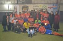 HÜSEYIN ARSLAN - Geleneksel Arbel Futbol Turnuvası Sona Erdi