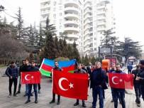 TIFLIS - Gürcistan'dan Zeytin Dalı Harekatı'na Destek Mitingi