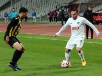 WELLINGTON - İstanbulspor Evinde Kazanmasını Bildi