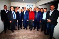 MOBİLYA FUARI - İTO Başkanı Demirtaş'tan Mobilyacılar Odasına Destek Sözü