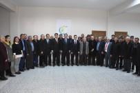 Karacan, Çifteler Belediyesi'ni Ziyaret Etti