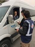 TOPLU TAŞIMA ARACI - Kocaeli'de Toplu Taşıma Araçları, Kaliteli Ulaşım İçin Denetleniyor