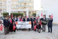 MEHMET ŞEKER - Kore Ve Kıbrıs Gazilerinden Askerlik Başvurusu