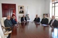 AHMET ERDOĞDU - Manisa'da İmar Planı Çalışmaları Başladı