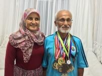 YAŞLI NÜFUS - Maraton Şampiyonu İhtiyar Delikanlı Da Afrin'e Hazır