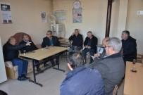 MEHMED ALI SARAOĞLU - Milletvekili Tan Ve Başkan Saraoğlu'dan Esnaf Ziyareti
