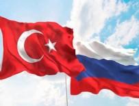 İNGILIZ STERLINI - Moskova Borsası'nda TL dönemi başladı
