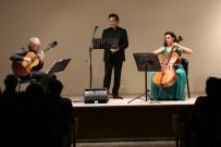 ARIEL - Odunpazarı'nda Oda Müziği Yolculuğu Trio Anka İle Devam Etti