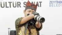 (Özel) Engelleri Aşarak Dünyaca Ünlü Fotoğraf Sanatçısı Oldu