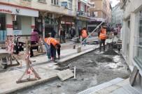 ENVER YıLMAZ - Plevne Meydanı'na Doğal Taş