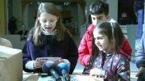 SERDİVAN BELEDİYESİ - Sakarya'da Öğrencilerden Mehmetçiğe Destek