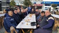 MEHMET AKıN - Salihli'de Mehmetçik İçin Lokma Dağıttılar