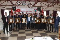 TABIPLER ODASı - Şehit Aileleri Ve Gazileri Duygulandıran Madalya