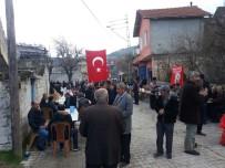 AYIŞIĞI - Sınır Köyünde Afrin İçin Mevlit