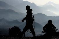 Sınırdan Sızmaya Çalışan Teröristlere Geçit Yok
