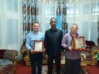 SOMALI - Somali Devletinden İhlas Vakfına Teşekkür
