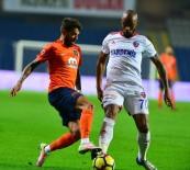 GÖKHAN İNLER - Süper Lig Açıklaması Medipol Başakşehir Açıklaması 5 - Kardemir Karabükspor Açıklaması 0 (İlk Yarı)