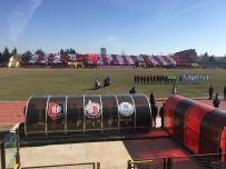 KOCAELISPOR - UTAŞ Uşakspor'dan Mehmetçiğe Destek Klibi