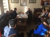AHMET ÇıNAR - Vali Çınar'dan KGD'ye Ziyaret