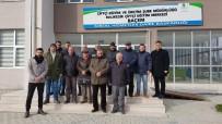 KÜÇÜKKUYU - Zeytin Dernekleri Federasyonundan Zeytin Dalı Harekatına Destek Mesajı