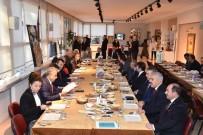 FATIH ÜRKMEZER - 2018 Yılının İlk 'Haftaya Başlangıç' Toplantısı Safranbolu SAKEM'de Yapıldı