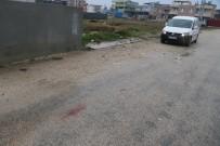 ÇOCUK PARKI - Adana'da Bıçaklı Saldırı Açıklaması 1 Ölü