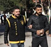 AKILLI TAHTA - Adana'da Okul Soyan Hırsız Tutuklandı